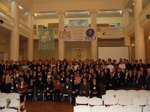 15 рисунок ICYS 2007 в Петербурге